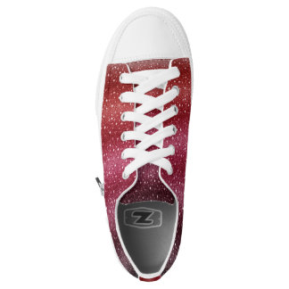 Special Rainbow  Low Tops Shoes Printed Shoes