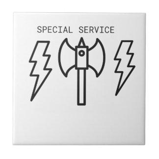 Special Service Ceramic Tile