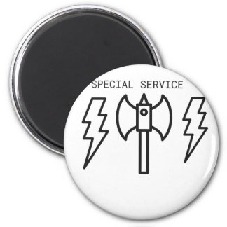 Special Service Magnet