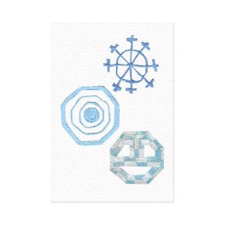 Special Snowflake Canvas