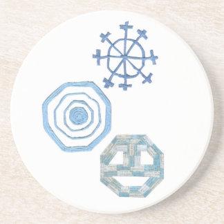 Special Snowflake Coaster