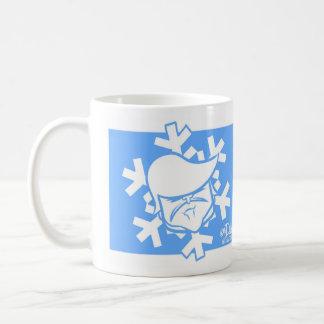 Special snowflake coffee mug