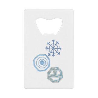 Special Snowflake Credit Card Bottle Opener