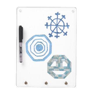Special Snowflake Erase Board