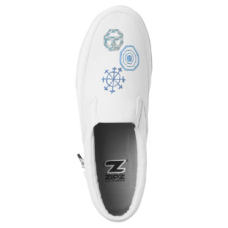 Special Snowflake Men's Slip On Shoes