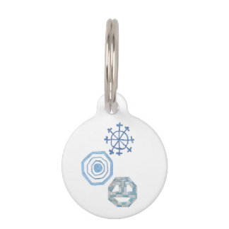 Special Snowflake Pet Tag