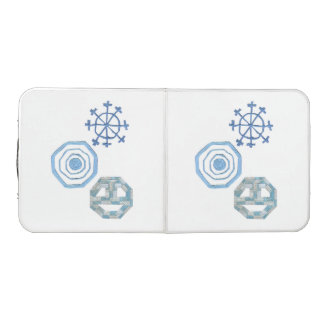 Special Snowflake Ping Pong Table