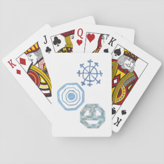Special Snowflake Playing Cards