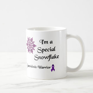 Special Snowflake Sarcoidosis Warrior Coffee Mug