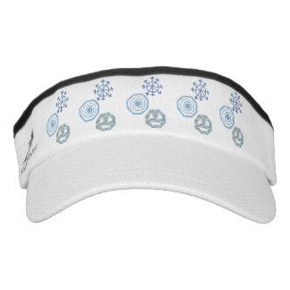 Special Snowflake Visor Hat