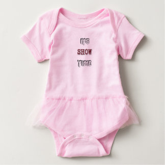 Special text designed infant wear baby bodysuit
