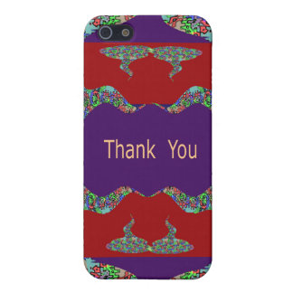 Special Thank You - Oriental Lips iPhone 5 Cases