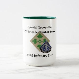 Special Troops Battalion 2D BCT 4TH Infantry Mug