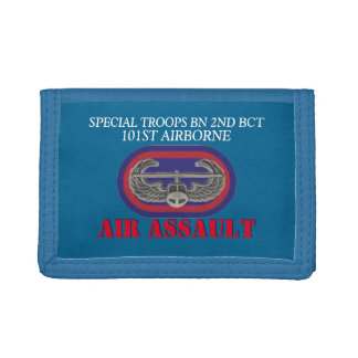 SPECIAL TROOPS BN 2ND BCT 101ST ABN WALLET