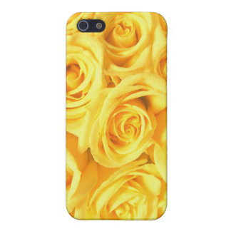 Special Yellow Roses iPhone 5 Case
