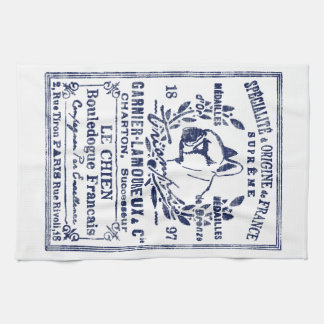 Specialite Origine France Tea Towel