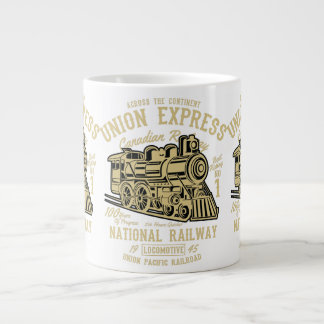 Speciality Mug - Union Express Railway Design