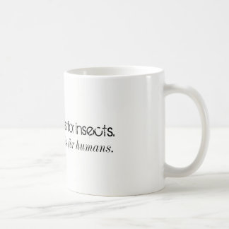 Specialization is for insects mug - classic