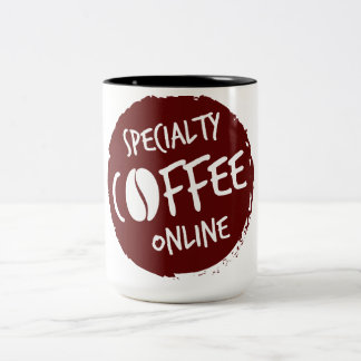 Specialty Coffee Online Gourmet Coffee Mug