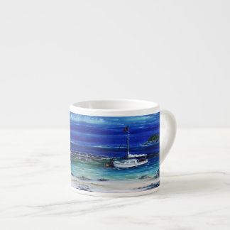 Specialty Espresso Mug Mooring Up