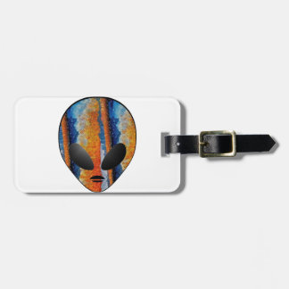 Species Luggage Tag