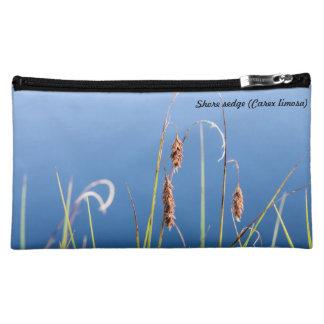 Species Shore sedge Cosmetics Bags