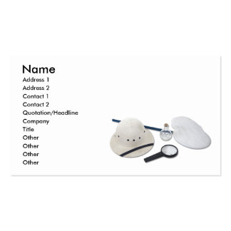 SpecimenCollection082810, Name, Address 1, Addr... Business Card Templates