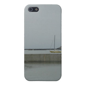 Speck Case - Small Fishing Boat in Crescent City iPhone 5 Covers