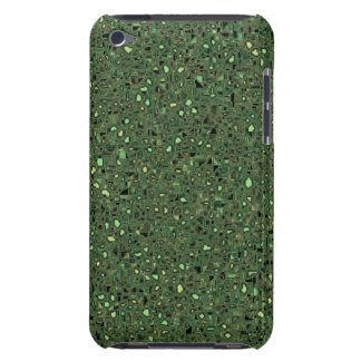 Speckled Computer Circuit Board Pattern Texture Barely There iPod Covers
