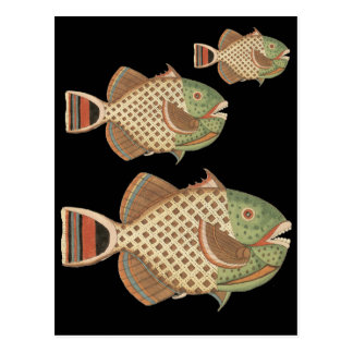 Speckled Fish Postcard