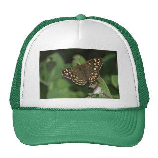 Speckled Wood Butterfly Trucker Hat