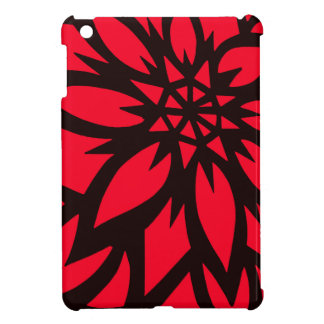 SPECT floral designer hand cut stencils by SPECT. iPad Mini Case