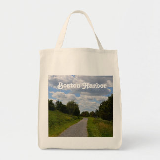 Spectacle Island in Boston Harbor Tote Bag