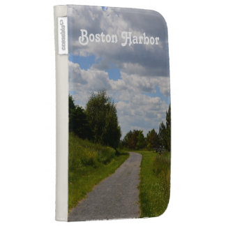 Spectacle Island in Boston Harbor Kindle 3 Case