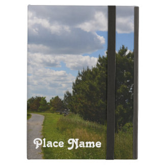 Spectacle Island in Boston Harbor iPad Air Covers