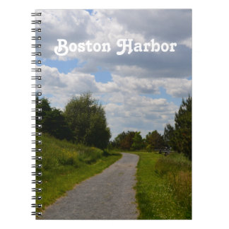 Spectacle Island in Boston Harbor Notebooks