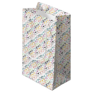 Spectacles Gift Wrap Small Gift Bag