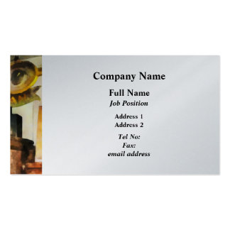 Spectacles Shop Business Card