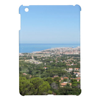 Spectacular aerial panorama of Livorno city Case For The iPad Mini