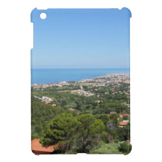 Spectacular aerial panorama of Livorno city, Italy Case For The iPad Mini