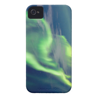 Spectacular Aurora borealis Northern Lights iPhone 4 Case-Mate Cases