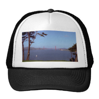 Spectacular bayside view hat
