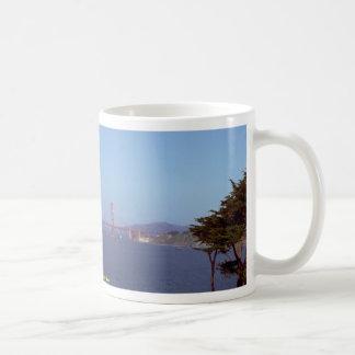 Spectacular bayside view mug
