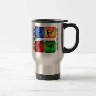 Spectacular BMX Coffee Mugs