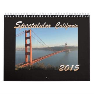 Spectacular California Wall Calendars