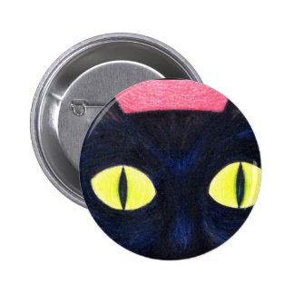 Spectacular Cats 4 Pinback Button