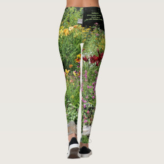 Spectacular Mid-Summer Gardens! 2 Leggings
