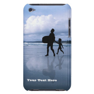 Spectacular Ocean and Beach View  Barely There iPod Cases