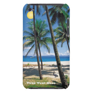 Spectacular Ocean and Beach View Design  Barely There iPod Cover