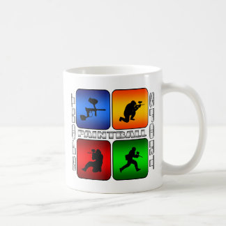 Spectacular Paintball Coffee Mugs
